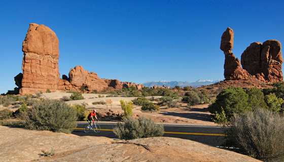 Moab & Canyonlands Biking Tour